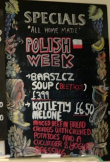 Polish food week