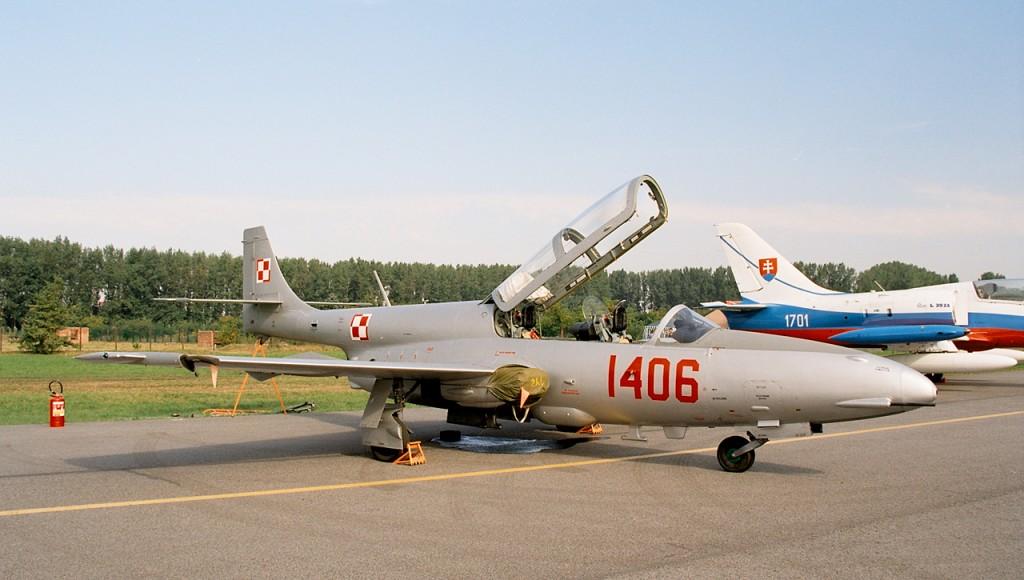 samolot ISKRA_via Wikipedia
